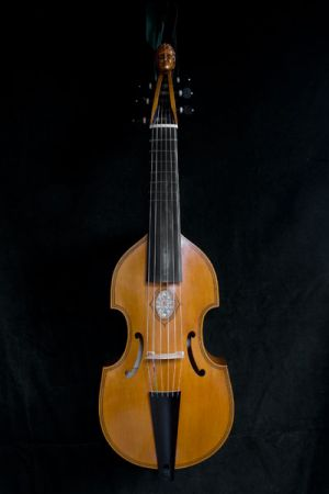 Treble viol after Henry Jaye (Londen 1629)