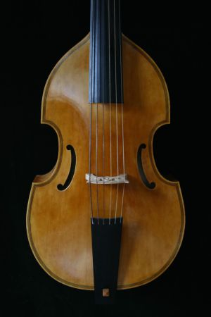 Tenor viol after John Rose, (late 16th century)
