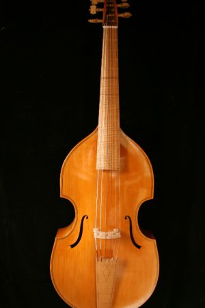 Violone in G, after Ernst Busch (ca. 1630)