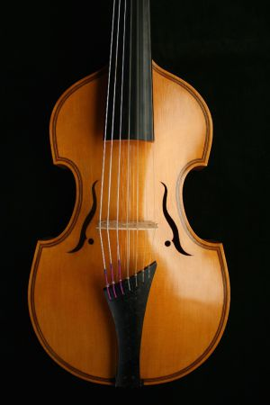 Viola d'amore after J. Rauch