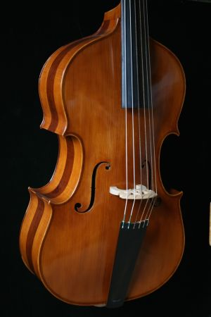6-string Violone in G, after an Italian original
